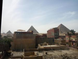 Horus Guest House Pyramids View, Inns  Cairo - big - 51