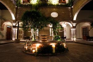 Casa Grande Hotel Boutique, Отели  Морелия - big - 48
