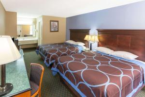 Super 8 by Wyndham Bossier City/Shreveport Area, Hotely  Bossier City - big - 18