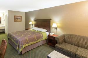 Super 8 by Wyndham Bossier City/Shreveport Area, Hotely  Bossier City - big - 17