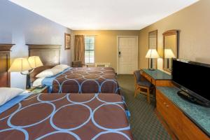 Super 8 by Wyndham Bossier City/Shreveport Area, Hotely  Bossier City - big - 31
