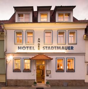 Hotel an der Stadtmauer - Kleinbartloff