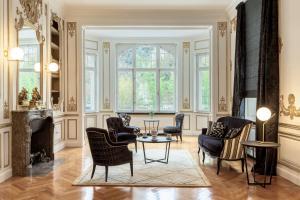Villa Camoufle - Hotel - Metz