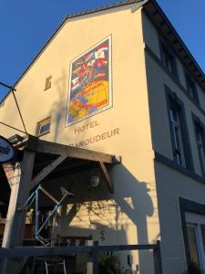 Hotel Le Baroudeur.  Kuva 20