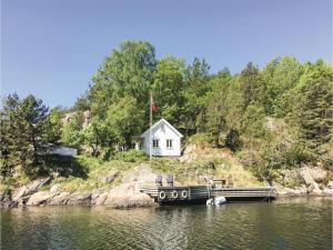 Three-Bedroom Holiday Home in Kristiansand - Kristiansand