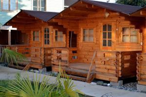 Дом для отпуска Теремок
