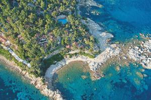 Лучшие отели Италии со своим пляжем