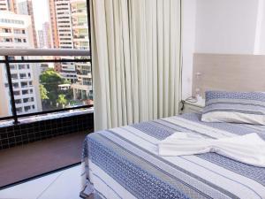 Landscape By Frente Mar, Апартаменты  Форталеза - big - 141