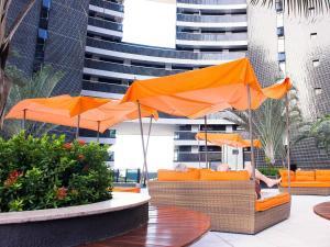 Frente Mar Landscape, Appartamenti  Fortaleza - big - 132