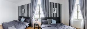 3 hviezdičkový apartmán Riverside SPIRIT Praha Česko