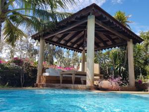 Villa Volandrella - in front of Watamu Beach, Dovolenkové domy  Watamu - big - 20