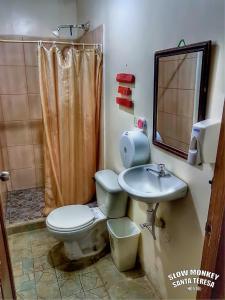 Slow Monkey Hostel, Affittacamere  Playa Santa Teresa - big - 33