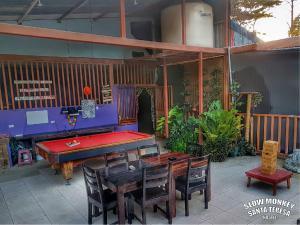 Slow Monkey Hostel, Affittacamere  Playa Santa Teresa - big - 39