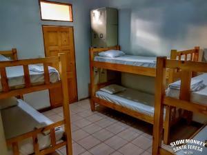 Slow Monkey Hostel, Affittacamere  Playa Santa Teresa - big - 41