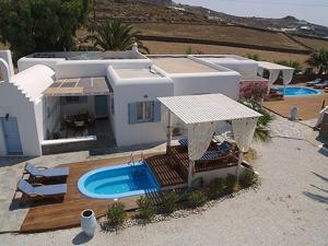 Zephyros, Aparthotels  Strand Paraga - big - 20