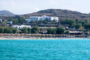 Zephyros, Aparthotels  Strand Paraga - big - 17