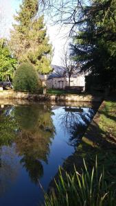 Moulin de Benneville, Affittacamere  Cahagnes - big - 31