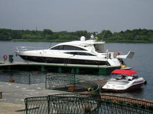 Maxim Marine Yacht Club Hotel, Hotel  Nova Kachovka - big - 14