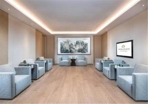 Jinan Inzone Royal Plaza Hotels, Hotely  Jinan - big - 16