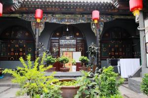 Pingyao Ancient City Zhengxin Caotang Inn, Penzióny  Pingyao - big - 14