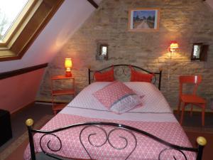 Chambres et Tables d'hôtes à l'Auberge Touristique, Bed and breakfasts  Meuvaines - big - 87