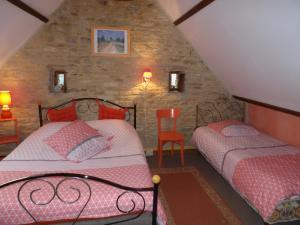 Chambres et Tables d'hôtes à l'Auberge Touristique, Bed and breakfasts  Meuvaines - big - 88