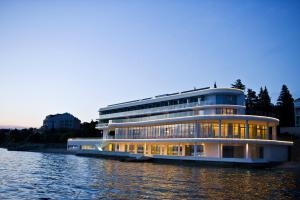 Luxury Hotel Amabilis, Отели  Сельце - big - 68