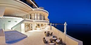 Luxury Hotel Amabilis, Отели  Сельце - big - 61