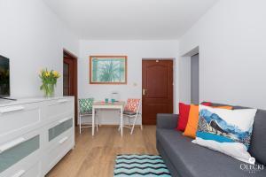 Family Beach Club Pensjonata Olecki, Bed & Breakfast  Dźwirzyno - big - 10