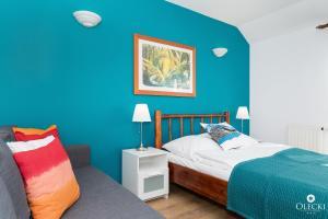 Family Beach Club Pensjonata Olecki, Bed & Breakfasts  Dźwirzyno - big - 13