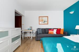 Family Beach Club Pensjonata Olecki, Bed & Breakfast  Dźwirzyno - big - 15