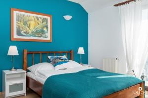 Family Beach Club Pensjonata Olecki, Bed & Breakfasts  Dźwirzyno - big - 33