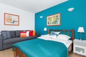 Family Beach Club Pensjonata Olecki, Bed & Breakfasts  Dźwirzyno - big - 39