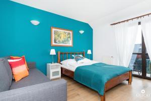 Family Beach Club Pensjonata Olecki, Bed & Breakfasts  Dźwirzyno - big - 35