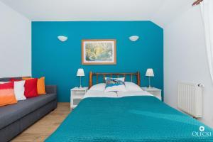 Family Beach Club Pensjonata Olecki, Bed & Breakfast  Dźwirzyno - big - 2