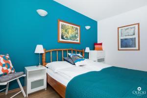 Family Beach Club Pensjonata Olecki, Bed & Breakfasts  Dźwirzyno - big - 30