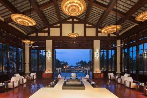 Hilton Sanya Yalong Bay Resort & Spa, Resorts  Sanya - big - 64