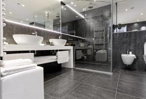 Luxury Hotel Amabilis, Отели  Сельце - big - 70