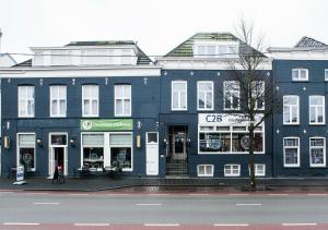 City2Beach Hotel, Hotels  Vlissingen - big - 55