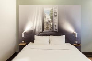 B&B Hôtel La Queue En Brie, Hotel  La Queue-en-Brie - big - 5