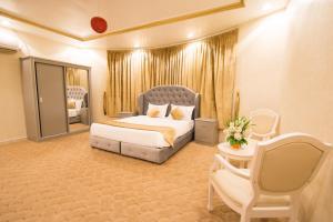 Al Raha Rotana Hotel Apartments, Residence  Khamis Mushayt - big - 13