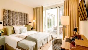 Hotel Rothof Bogenhausen, Szállodák  München - big - 45