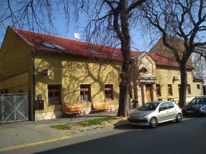 Auberges de jeunesse - Penzion Pod Kaštany Kvasice