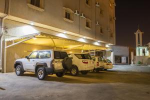 Al Raha Rotana Hotel Apartments, Residence  Khamis Mushayt - big - 2