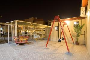 Al Raha Rotana Hotel Apartments, Residence  Khamis Mushayt - big - 18