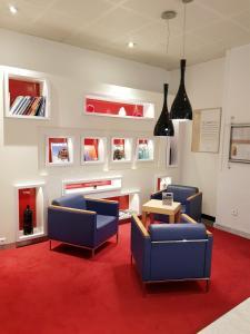 Novotel Lille Centre Grand Place, Отели  Лилль - big - 49