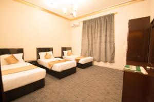 Al Raha Rotana Hotel Apartments, Residence  Khamis Mushayt - big - 30