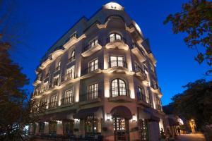 4 csillagos hotel Hotel Majestic Budva Montenegró