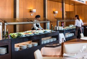 Gran Hotel Monterrey & Spa, Отели  Льорет-де-Мар - big - 23