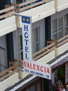 Hotel Valencia, Szállodák - Las Palmas de Gran Canaria